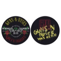Guns n Roses: Los F'n' angels - Was here Slipmat