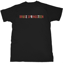 Springsteen, Bruce: Logo T-shirt