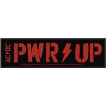 AC/DC: PWR Up Super Strip Patch