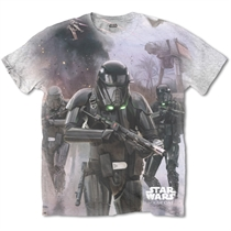 Star Wars: Rogue One Death Trooper T-shirt