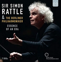 Rattle, Sir Simon & Berliner Philharmoniker: Sir Siomon Rattle & Berliner Philharmoniker (DVD)