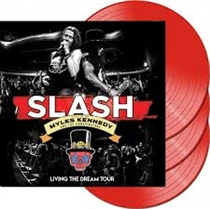 Slash: Living The Dream Tour Ltd. (3xVinyl)