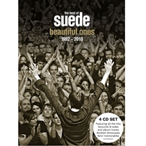 Suede: Beautiful Ones - The Best Of Suede 1992 – 2018 (4xCD)