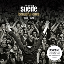 Suede: Beautiful Ones - The Best Of Suede 1992 – 2018 (2xCD)