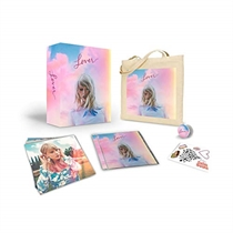 Swift, Taylor: Lover Deluxe Boxset (CD)