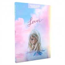 Swift, Taylor: Lover Deluxe Journal 2 (CD)