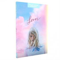 Swift, Taylor: Lover Deluxe Journal 3 (CD)