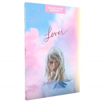 Swift, Taylor: Lover Deluxe Journal 4 (CD)