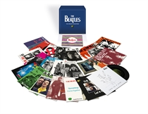 Beatles, The: The Singles Collection (23xVinyl) - INKL. GRATIS VÆGSKILT