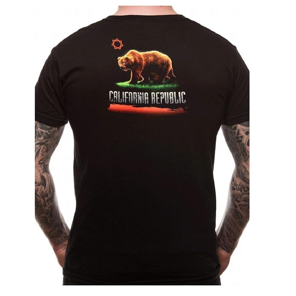 Tool California Republic T Shirt