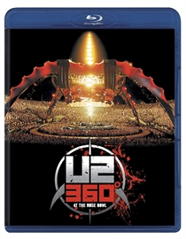 U2: 360 At The Rose Bowl (BluRay)