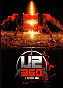 U2: 360 At The Rose Bowl (DVD)