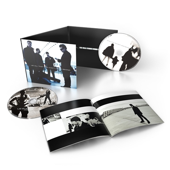 U2: All That You Can\'t Leave Behind - 20th Anniversary Edition Dlx. (2xCD)