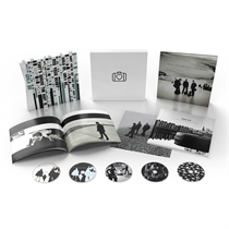 U2: All That You Can't Leave Behind - 20th Anniversary Edition Super Dlx. (5xCD) Bundle