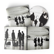U2: All That You Can't Leave Behind - 20th Anniversary Edition (CD)