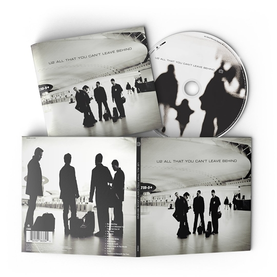 U2: All That You Can\'t Leave Behind - 20th Anniversary Edition (CD)