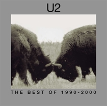 U2: The Best Of 1990 - 2000 (CD)