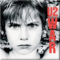 U2: War Fridge Magnet