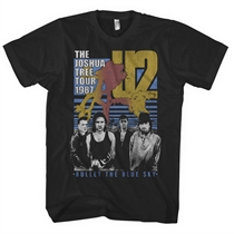 U2: Joshua Tree Tour 1987 T-shirt