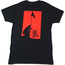 U2: Blood Red Sky T-shirt