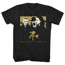 U2: Joshua Tree Gold T-shirt