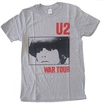 U2: War Tour T-shirt