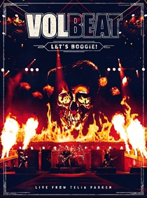 Volbeat: Let's Boogie! - Live Fra Telia Parken Ltd. Edition (2xCD/BluRay)