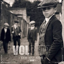 Volbeat: Rewind, Replay, Rebound (CD)