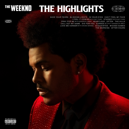 Weeknd, The: Highlights (CD)