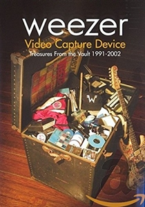 Weezer: Video Capture Device (DVD)