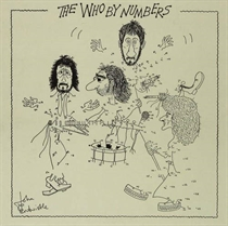 Who, The : The Who By Numbers (Vinyl)