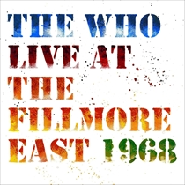 Who, The: Live At The Fillmore (3xVinyl)