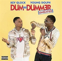Young Dolph & Key Glock: Dum And Dummer (CD)
