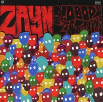 Zayn: Nobody Is Listening (CD)