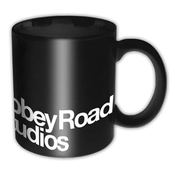 Abbey Road Studios: Logo Mug Black