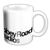 Abbey Road Studios: Logo Mug White
