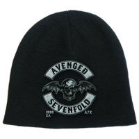 Avenged Sevenfold: Death Bat Crest Beanie