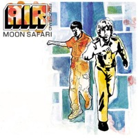 Air: Moon Safari (Vinyl)