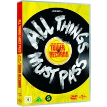 All Things Must Pass - The Rise And Fall Of Tower Records (DVD)