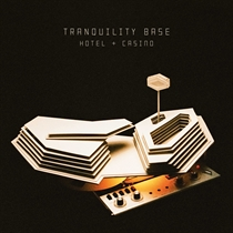 Arctic Monkeys: Tranquility Base Hotel & Casino (CD)