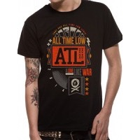 All Time Low: Volts T-shirt