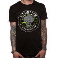 All Time Low: Is This The End T-shirt