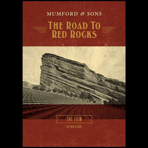 Mumford Amp Sons The Road To Red Rocks Dvd