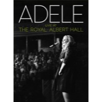 Adele: Live At The Royal Albert Hall (BluRay/CD)
