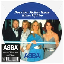 Abba: Does Your Mother Know (Vinyl)