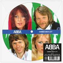 Abba: Summernight City (Vinyl)