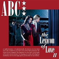 ABC: The Lexicon Of Love II (Vinyl)