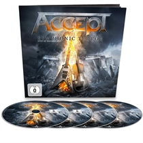 Accept: Symphonic Terror - Live At Wacken 2017 (BluRay+DVD+2xCD)