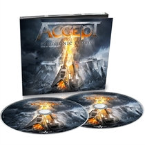 Accept: Symphonic Terror - Live At Wacken 2017 (2xCD)