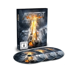 Accept: Symphonic Terror - Live at Wacken 2017 Ltd. (DVD+2xCD)